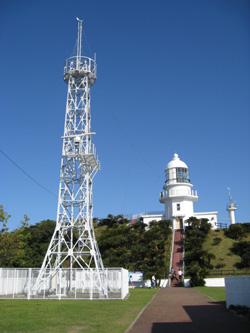 都井岬灯台2